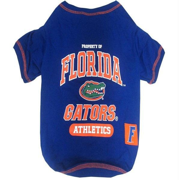 Florida Gators Dog Tee Shirt