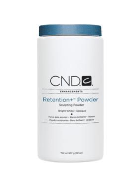 CND Retention+ Acrylic Nail Sculpting Powder, Bright White
