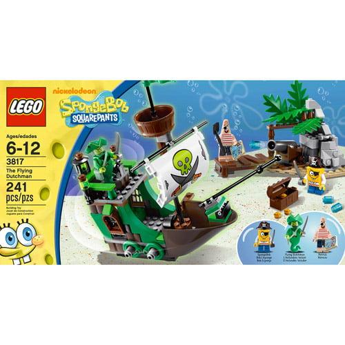 3817 Lego Spongebob The Flying Dutchman by LEGO Systems, Inc.