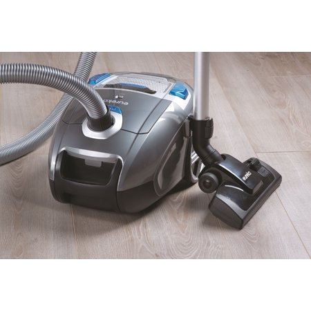 Eureka Optima Silent Clean Bagged Canister Vacuum With