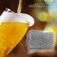 Greensen 304 Stainless Steel Mesh Fabric Filter for Distillation Beer Brew