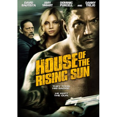House of the Rising Sun (DVD) (House Of The Rising Sun New Orleans Location)