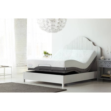 """Optimum Latex By Sealy Posturepedic Dreams Cushion Firm 10"""" Mattress, Multiple Sizes"""