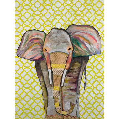 Oopsy Daisy's Trendy Trunk Canvas Wall Art, 18x24