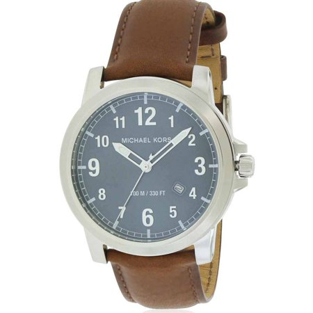cacfbbff9aaa Michael Kors - Paxton Leather Men s Watch