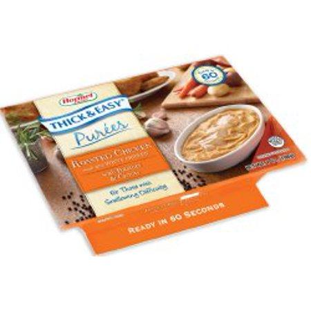 Thick & Easy Purees Puree 7 oz. Tray Roasted Chicken with Potatoes / Carrots Ready to Use Puree, 60748 - Case of (Crock Pot Pork Roast Recipes Potatoes Carrots)