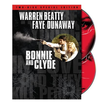Bonnie and Clyde: Special Edition (DVD) - Bonnie E Clyde Halloween