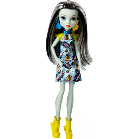 Monster High Frankie Stein Doll - Monster High Honey Swamp