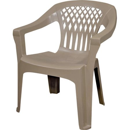 Adams Manufacturing Big Easy Stack Chair Portobello
