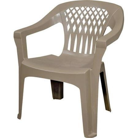 Awe Inspiring Adams Manufacturing Big Easy Stack Chair Portobello Machost Co Dining Chair Design Ideas Machostcouk