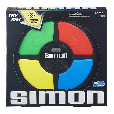 Simon Game  Classic Simon Gameplay  By Hasbro