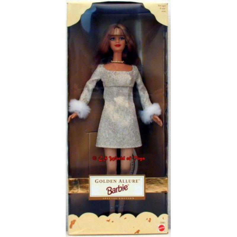 Barbie Golden Allure Special Edition Doll