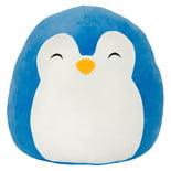 Squishmallow Plush Blue Penguin (pack of 1) ()