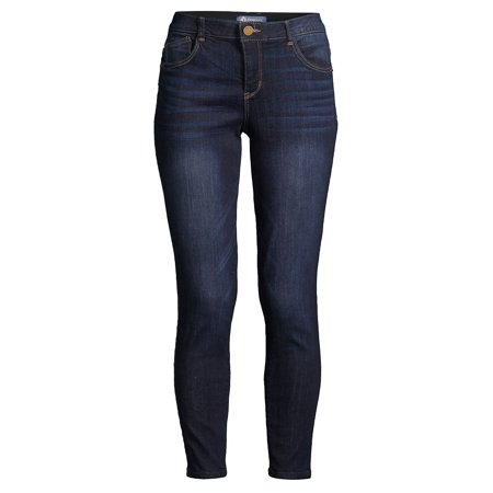 Skinny Ankle Jeans Indigo Blue Jeans