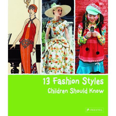 13 Fashion Styles Children Should Know](Kids Fashion Magazines)