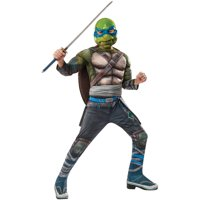Teenage Mutant Ninja Turtles 2 Leonardo Deluxe Child Halloween Costume