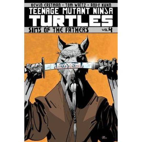 Teenage Mutant Ninja Turtles 4: Sins of the Fathers