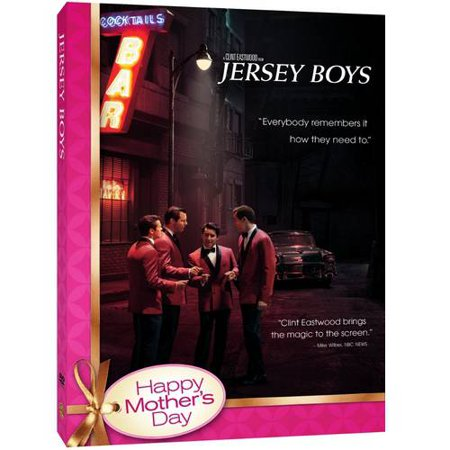 Jersey Boys (Happy Mother's Day) (Walmart Exclusive ...