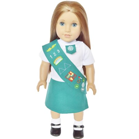 My Brittany's Junior Outfit For American Girl Dolls - Jr Zookeeper Outfit