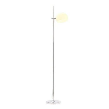 Floor Light For Bedroom Floor Lamps For Living Room Modern Decorative  - Chrome ()