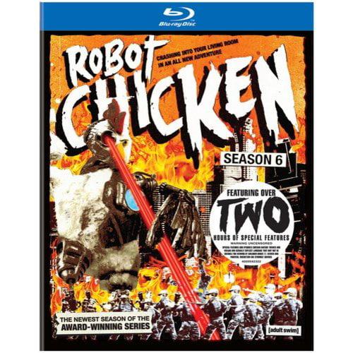 Robot Chicken: Season 6 (Blu-ray + UltraViolet) (Widescreen)
