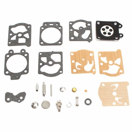 MATCC Lawn Mower Carburetor Carb Repair Rebuild Tool Gasket Kit For Walbro  K20-WAT Husqvarna Homelite Stihl US