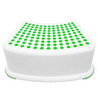 ... Kids Green Step Stool   Great For Potty Training, Bathroom, Bedroom,  Toy Room