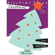 Playtime Piano Christmas : Level 1