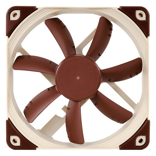 Noctua NF-S12A FLX Noctua NF-S12A FLX Cooling Fan - 1 x 120 mm - 1200 rpm - SSO2 Bearing