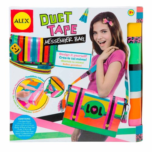 Duct Tape Messenger Bag Kit-