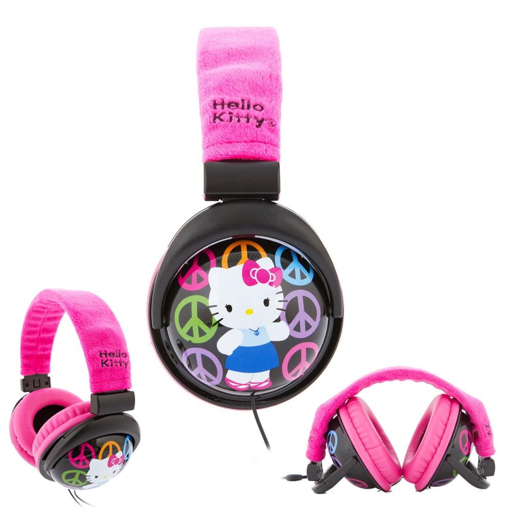 Bluetooth headphones micro - cat ear headphones with microphone