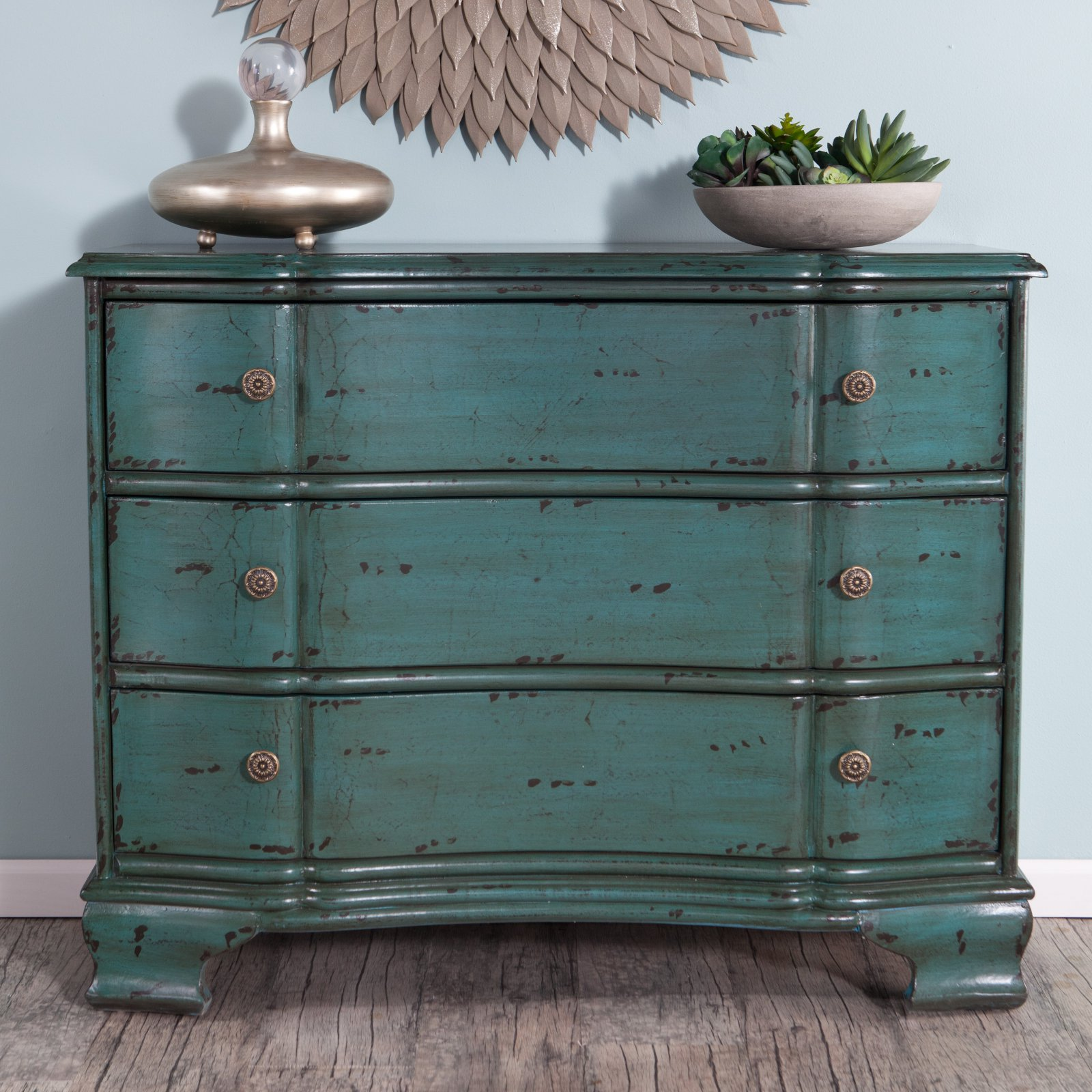 Fairfield 3 Drawer Chest