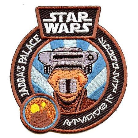 Funko Star Wars The Force Awakens Jabba's Palace Boushh -