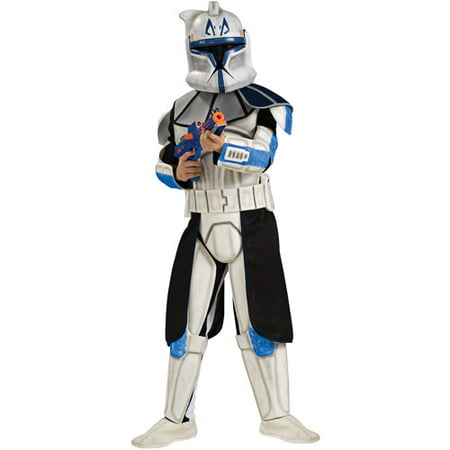 Rubies Deluxe Clonetrooper Rex Halloween Costume - T Rex Costume For Adults