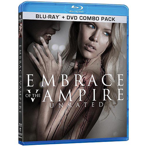 Embrace Of The Vampire (2012) (Unrated) (Blu-ray   DVD) (Widescreen)