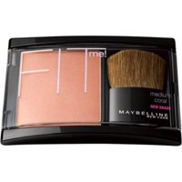 Maybelline New York Fit Me Blush, 202 Medium Coral, 0.16 Oz.
