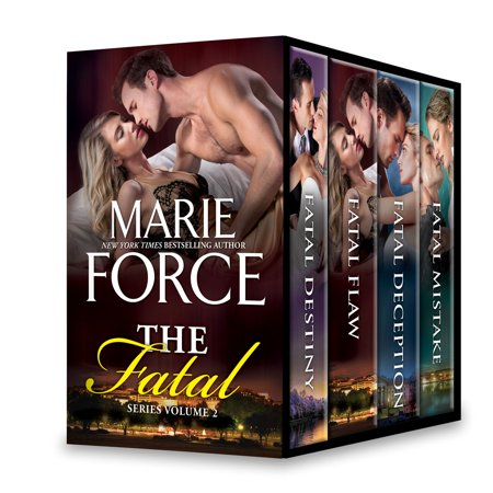 Marie Force The Fatal Series Volume 2 - eBook