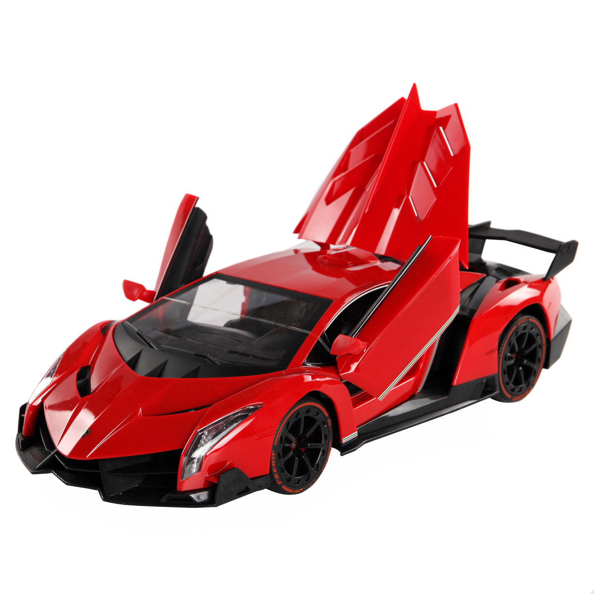 Costway 1:14 Lamborghini Veneno RC Car Gravity Sensor Dangling Radio Remote Control