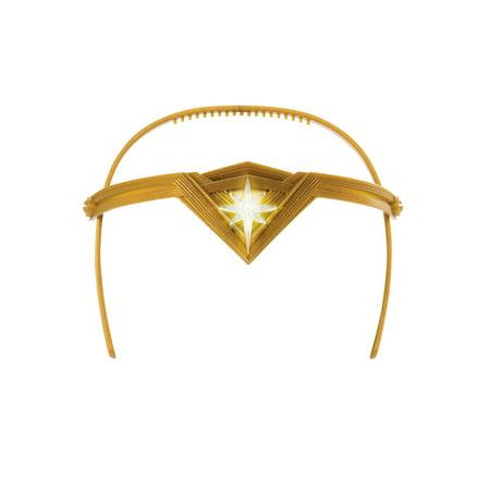 Light Up Tiara Wonder Woman - Wonder Woman Kit
