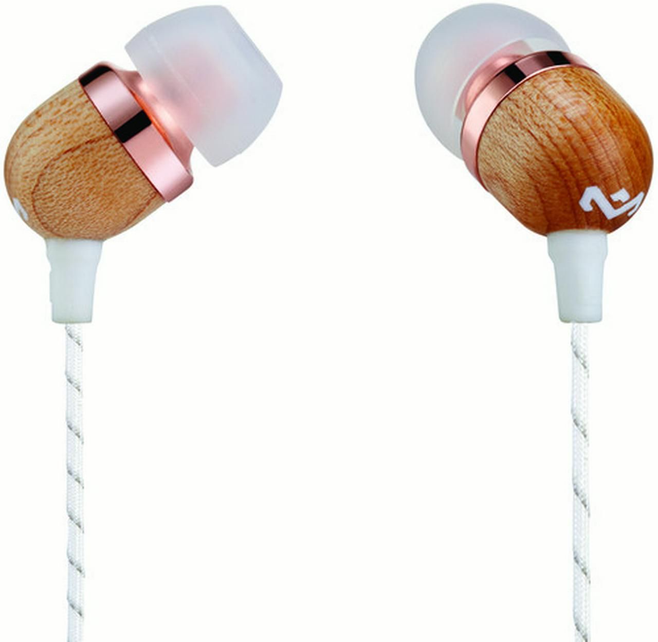House of Marley Smile Jamaica Earbuds (Copper)