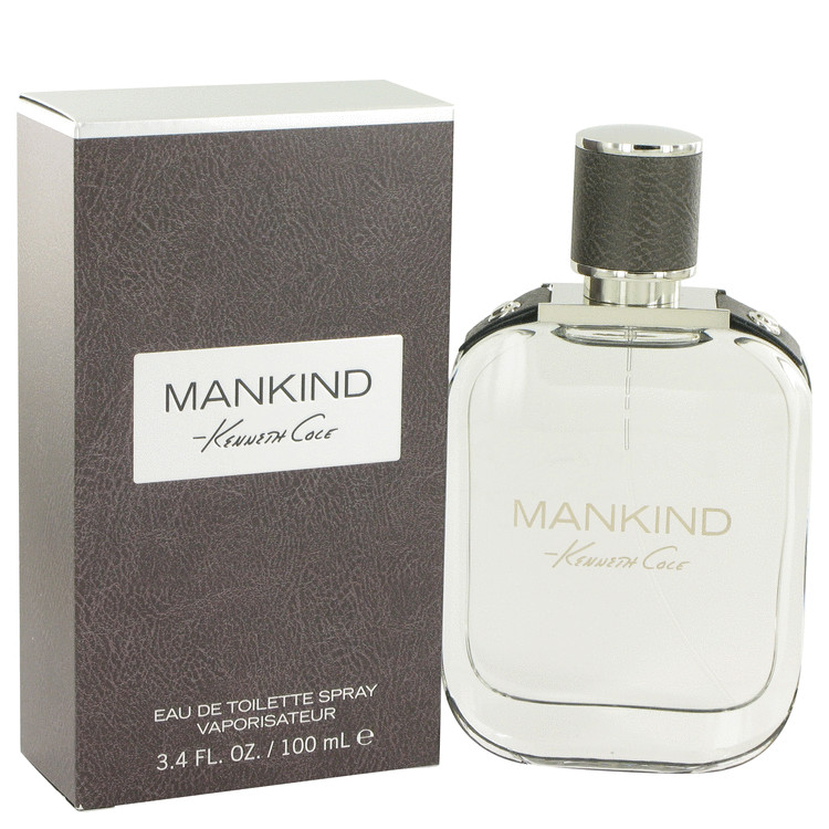 Kenneth Cole Kenneth Cole Mankind Eau De Toilette Spray for Men 3.4 oz