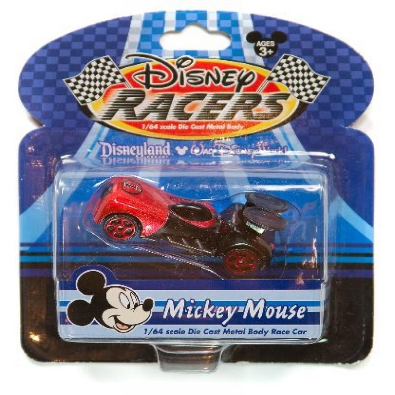 Mickey Mouse: Disney Racers 1/64 Scale Die Cast Metal Bod...