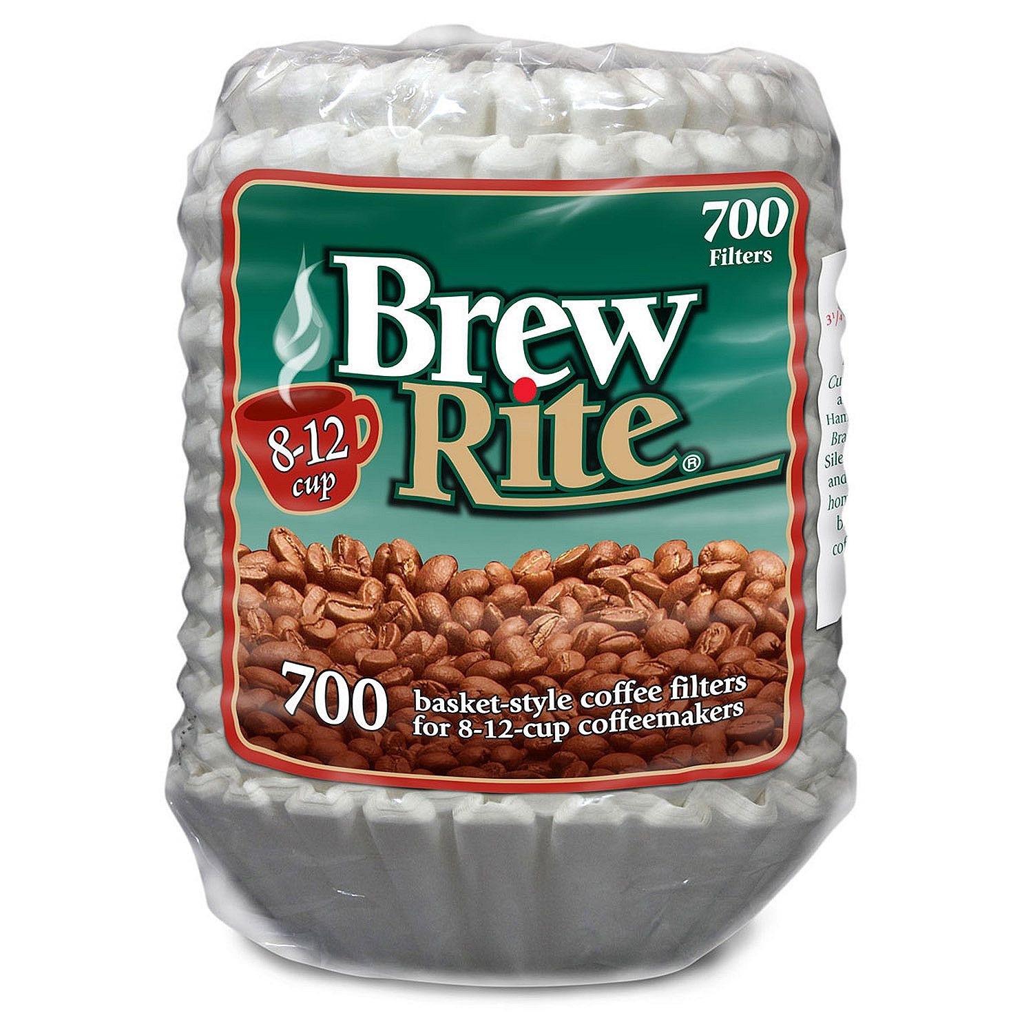 Brew Rite Coffee Filter 700 ct. by Brew Rite