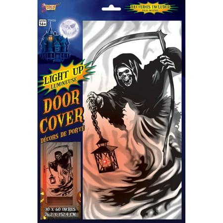 Light Up Reaper Door Cover