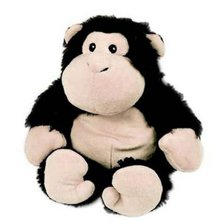 - MONKEY JUNIOR WARMIES Cozy Plush Heatable Lavender Scented Stuffed Animal