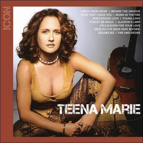 Icon Series: Teena Marie