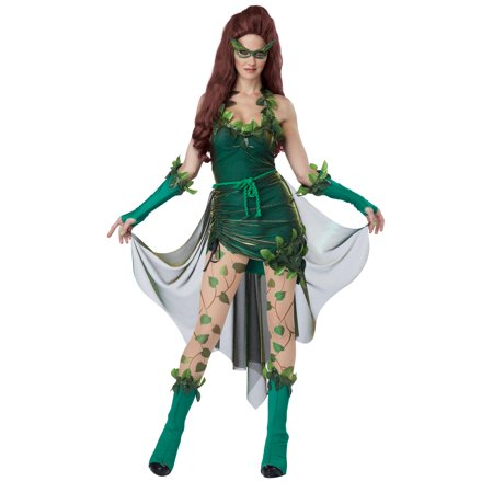 Adult Lethal Beauty Posion Ivy Costume by California Costumes 01289 - Poison Ivy Diy Costume