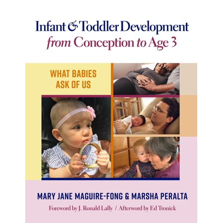 Infant and Toddler Development from Conception to Age