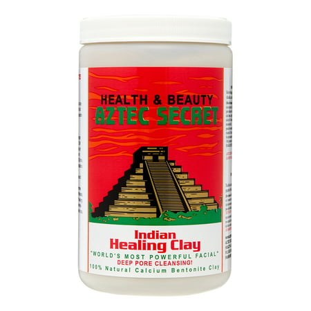 Aztec Secret Indian Healing Clay, 2 Pound (Indian Red Clay)
