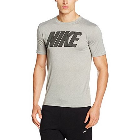 Nike Mens LEGEND MESH NIKE BLOCK TEE Nike Mens LEGEND MESH NIKE BLOCK TEE